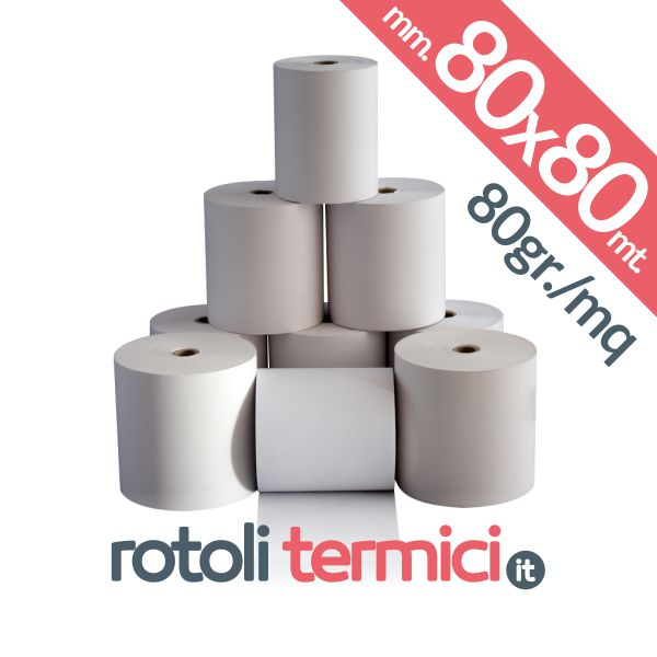 rotoli termici per scommesse 80x80