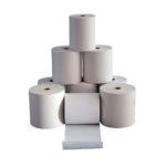 per scontrini ePOS e di carte di credito 20/rotoli di carta termica TH243 di altissima qualit/à 80/mm x 80/mm colore bianco